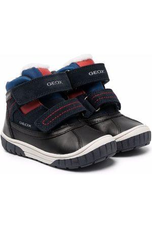 Geox Niño Botas y Botines - Omar touch-strap boots
