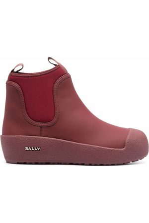 Bally Gadey leather ankle boots