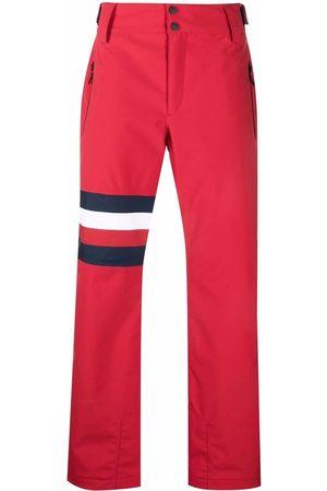Rossignol Hombre Pantalones y Leggings - Stripe-detail ski trousers