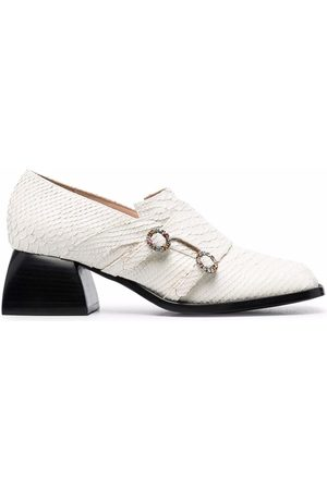 NODALETO Mujer Mocasines - Lulu jewelled loafers
