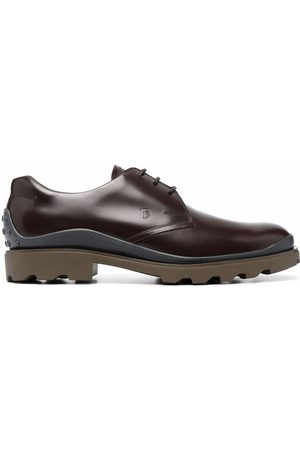 Tod's Hombre Oxford - Lace-up derby shoes