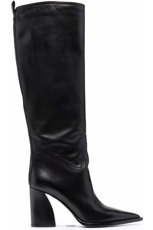 Premiata Mujer Botas y Botines - Pointed-toe knee-length boots