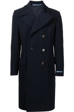 Polo Ralph Lauren Double-breasted notched-lapels coat