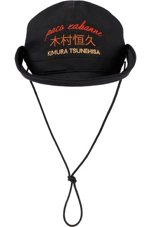 Paco rabanne X Kimura Tsunehisa sombrero de pescador