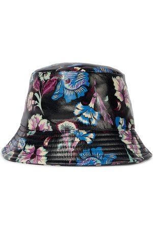 Isabel Marant Sombrero de pescador Haley de piel