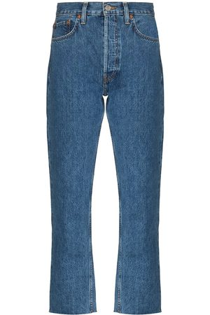 RE/DONE Mujer Rectos - Jeans Stove Pipe 27