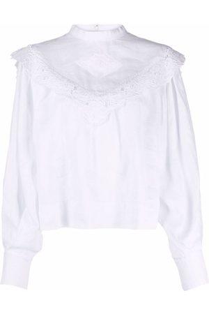 Isabel Marant Mujer Blusas - Blusa Elija con mangas dolman