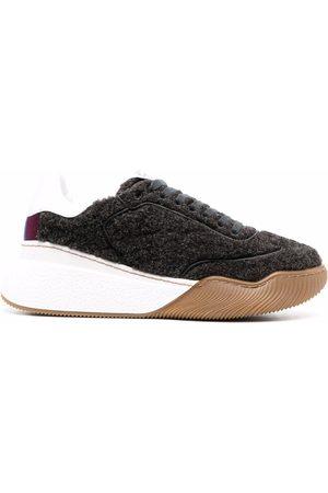Stella McCartney Loop eco-fur sneakers