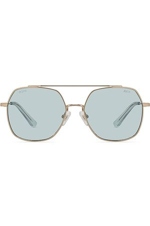 DIFF EYEWEAR Gafas de sol paradise en color plateado metálico talla all en - Metallic Silver. Talla all.