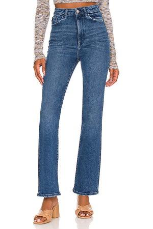 Lovers And Friends Mujer Botas altas - Greyson ultra high rise slim boot en color azul talla 23 en - Blue. Talla 23 (también en 26, 25, 24, 2