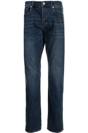 Paul Smith Hombre Rectos - Jeans rectos con tiro alto