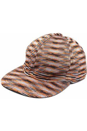 Missoni Mujer Gorros - Gorro tejido con diseño geométrico
