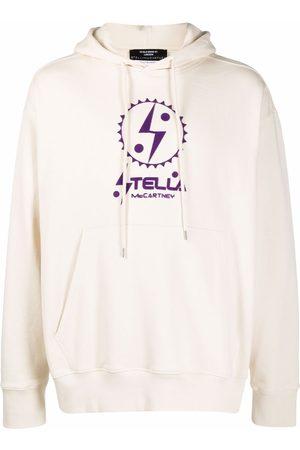 Stella McCartney Con capucha - Hoodie con logo estampado