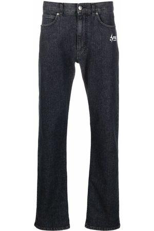 Stella McCartney Rectos - Jeans rectos con logo estampado