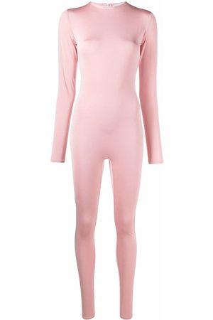 Atu Body Couture Mujer Largos - Jumpsuit manga larga con diseño stretch