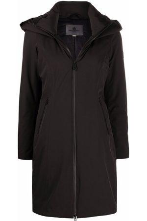 Peutery Mujer Abrigos - Abrigo midi con capucha
