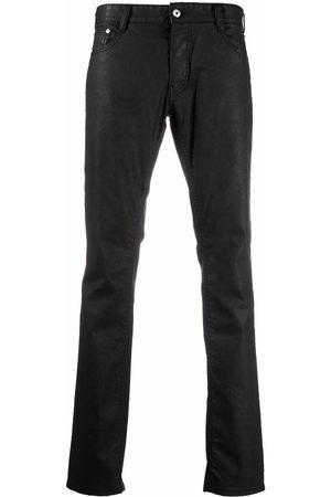 Roberto Cavalli Hombre Slim y skinny - Pantalones skinny con cinco bolsillos