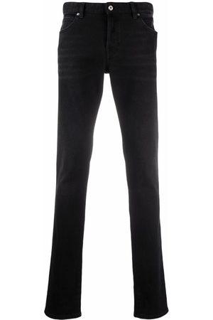Roberto Cavalli Pantalones de corte slim