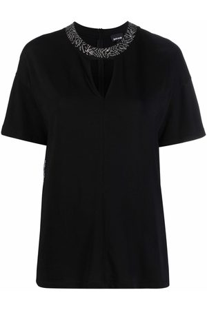 Just Cavalli Mujer Blusas - Blusa con apliques