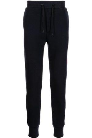 Paul Smith Hombre Slim y skinny - Pantalones de chándal slim con raya lateral