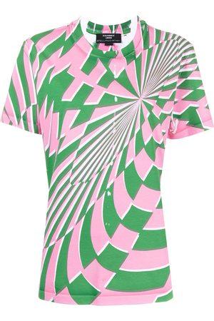Stella McCartney Mujer Playeras - X Ed Curtis Psychedelic-print T-shirt