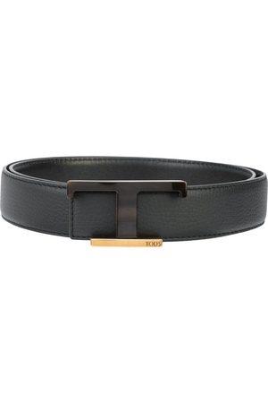 Tod's Hombre Cinturones - Cinturón con logo grabado