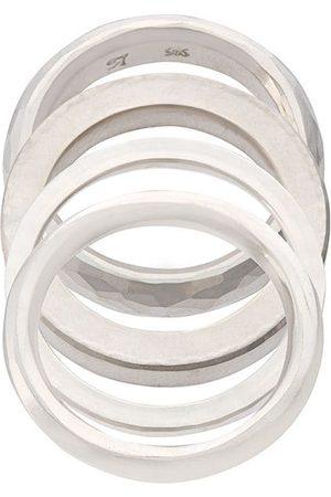 WERKSTATT:MÜNCHEN Hombre Anillos - Flat ring