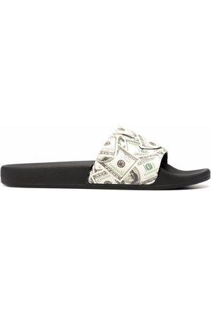 MA®KET Hombre Flip flops - Flip flops Smiley Money