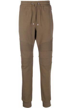 Balmain Hombre Slim y skinny - Pants slim con cordones en la pretina