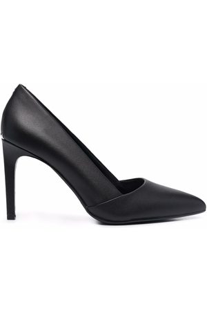 Calvin Klein Mujer Pumps - Essential 90mm leather pumps
