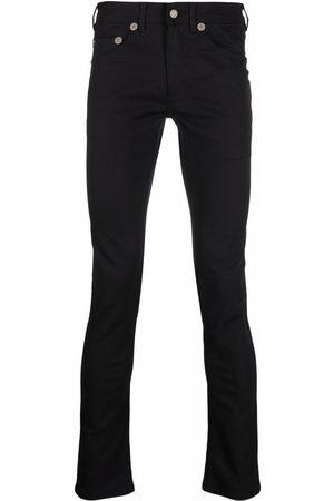 Neil Barrett Hombre Skinny - Logo-patch skinny-cut jeans