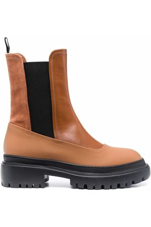 L'Autre Chose Mujer Botines - Ankle-length leather boots