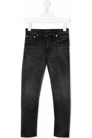 Ralph Lauren Niño Jeans - Vaqueros rectos de talle medio
