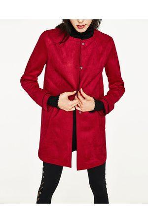 Mujer Abrigos - Zara ABRIGO ANTELINA CUELLO CAJA - Disponible en más colores