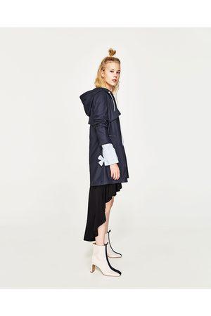 Mujer Abrigos - Zara CHUBASQUERO - Disponible en más colores