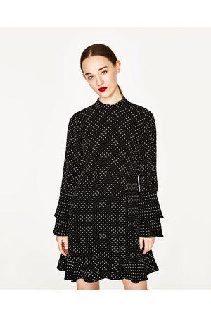 ea72a5dd5f746 Ahora Lunares Mujer De Mejor ¡compara Vestidos Al Zara Compra Precio Y  w4aXZRFqRc