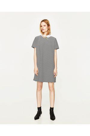 Mujer Vestidos - Zara VESTIDO CON CUELLO - Disponible en más colores