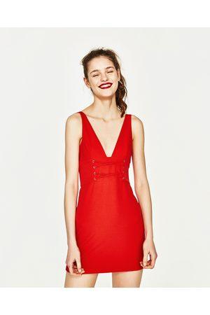 Zara online vestidos cortos
