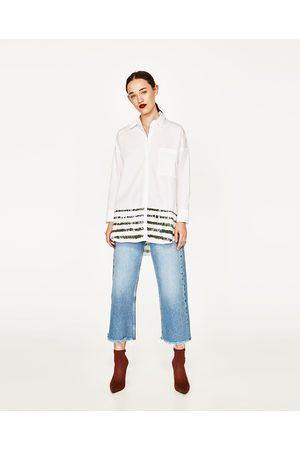 1a351e277 Blusas moda Ropa de mujer color blanco ¡Compara ahora y compra al ...