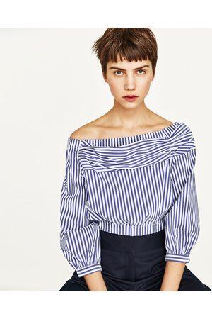 62303e8f609d6 Camisas Y Blusas de mujer Zara 2016 ¡Compara ahora y compra al mejor ...