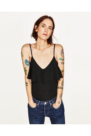 0a01a8bc80 Bodies de mujer Zara la ¡Compara ahora y compra al mejor precio!