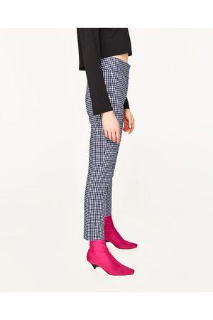 Al Ahora Mejor Pantalones ¡compara Mujer Y Zara Cuadros De Compra xZRw8Pq