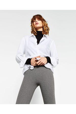 Mujer Leggings y treggings - Zara LEGGING JACQUARD