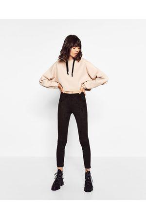Mujer Leggings y treggings - Zara LEGGING DETALLE CORTES