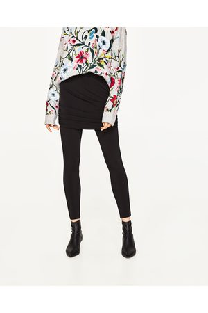 Mujer Leggings y treggings - Zara FALDA CON LEGGING