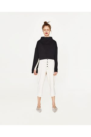 Mujer Pantalones y Leggings - Zara PANTALÓN BAGGY JOIN LIFE