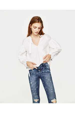 Mujer Jeans - Zara JEANS POWER STRETCH SKINNY FIT TIRO BAJO