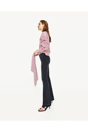 Mujer Jeans - Zara JEANS PREMIUM COLLECTION SKINNY FLARE