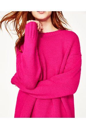 Mujer Zara JERSEY OVERSIZE - Disponible en más colores
