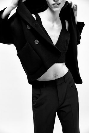 Mujer Tops - Zara TOP BRALETTE - Disponible en más colores